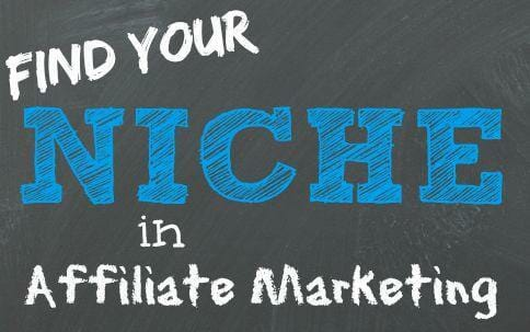 how to find a niche in affiliate marketing