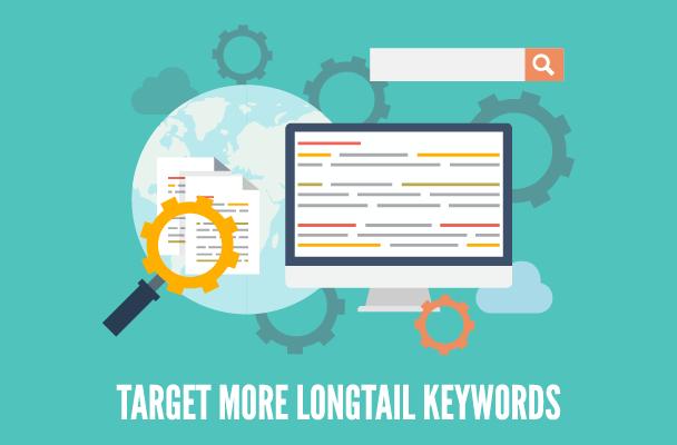 target longtail keywords