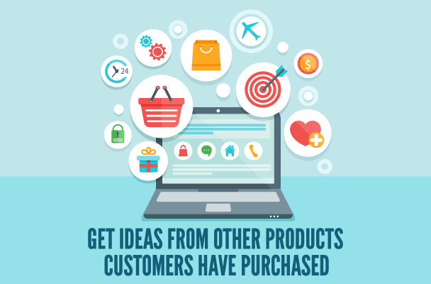 get ideas from other products