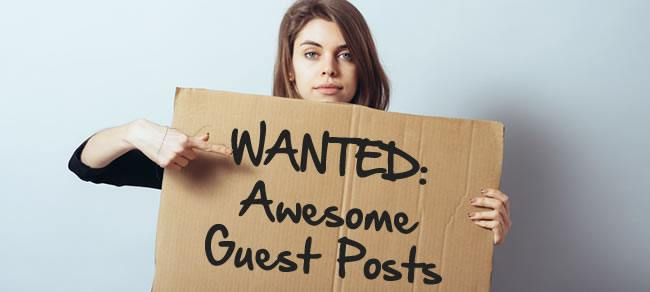 Create Awesome Guest Posts