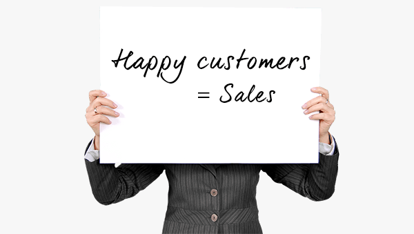 Keep your customers happy