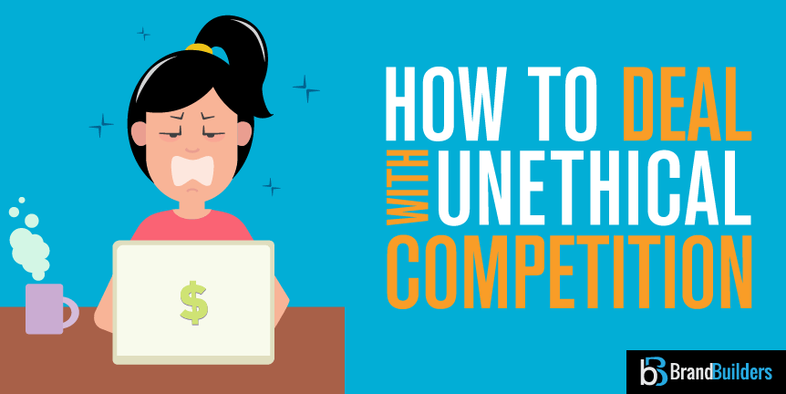How To Deal With Unethical Competition on Amazon FBA