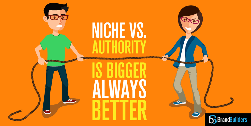 Niche Vs Authority Site