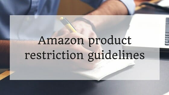 amazon fba product restrictions