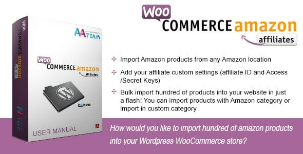 woocommerce for amazon associates