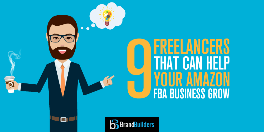 hire freelancers for your fba business