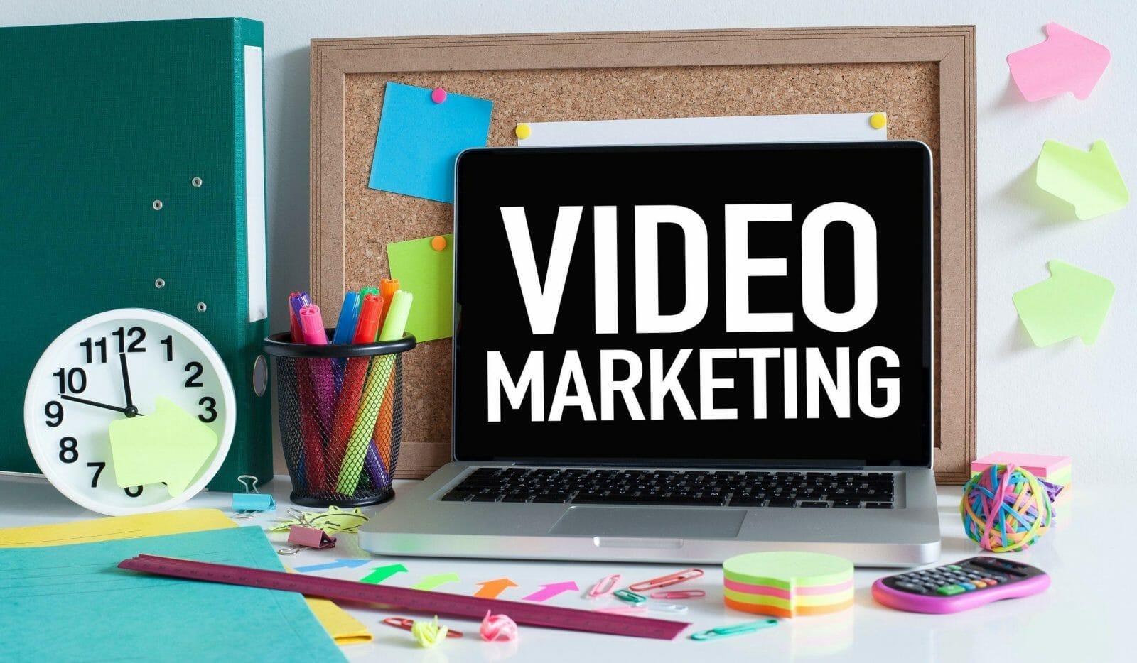 Video, marketing, business, strategy, internet