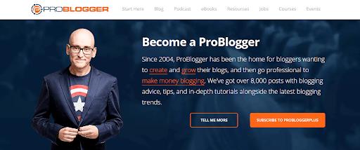 Darren Rowse - ProBlogger