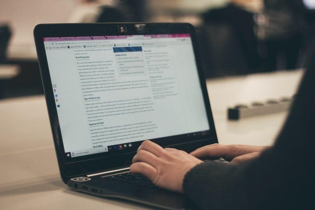 blogging for beginner passive income