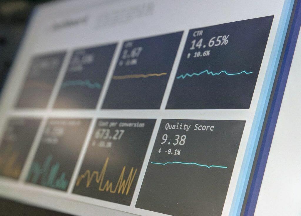 online display advertising network dashboard
