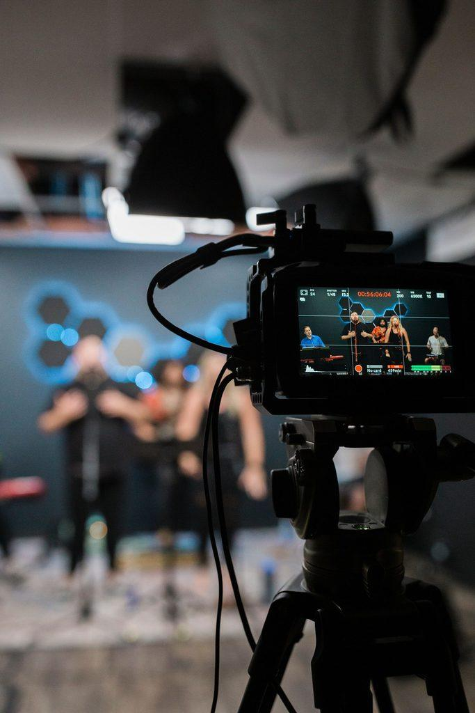 video content: how to start a sports blog