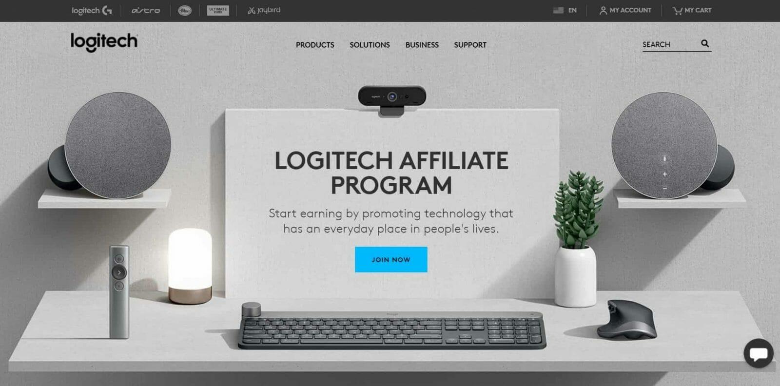 Logitech Affiliate Program